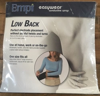 Empi Easywear Conductive Wrap Only 129 With Free Shipping